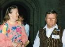 Sirkka ja Niilo Saloranta Hattulan kirkossa