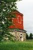 Hattulan kirkon kellotorni