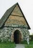 Hattulan kirkon pihalta