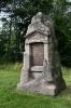 Viaporin kapinassa v.1906 surmansa saaneiden virkamiesten muistomerkki